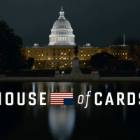 The other one who knocks? Kevin Spacey in House of Cards!